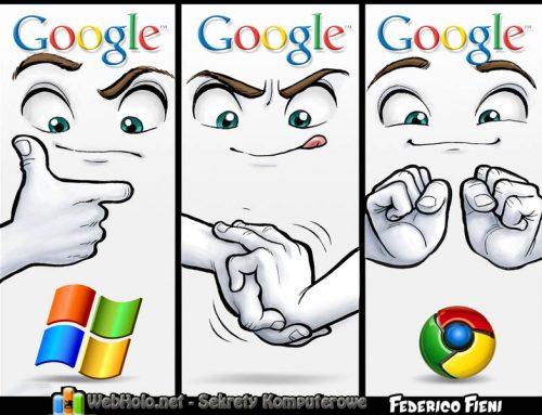 Jak skonfigurować przeglądarki internetowe – Google Chrome