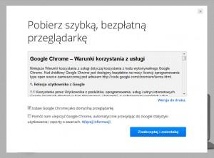 google chrome pobierz