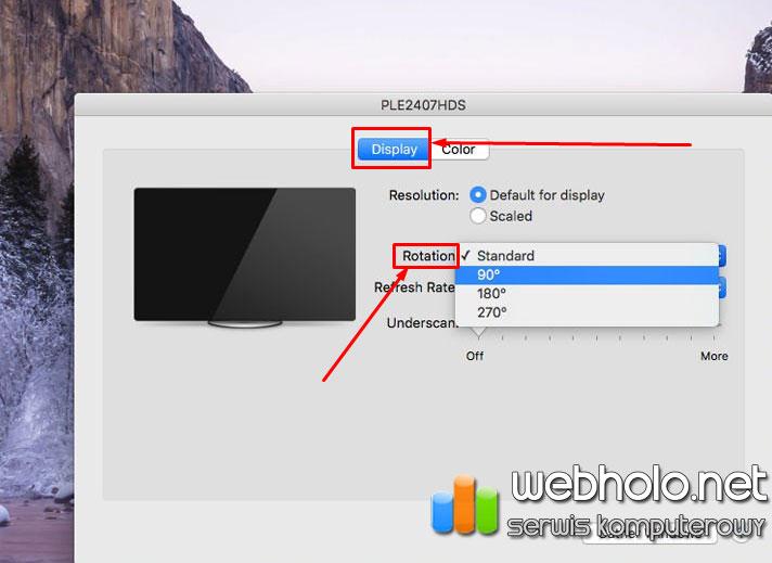 Jak-obrocic-ekran-na-komputerze-Windows-10-2